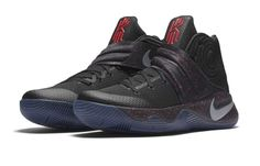 Official Images Of The Upcoming Nike Kyrie 2 Black Speckle