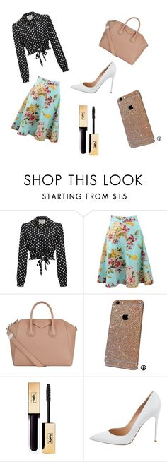 """""""Formal"""" by jadyeleng on Polyvore featuring Blumarine, Givenchy and Gianvito Rossi"""