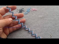 Scrapbooking how to make fabric beads tutorial, freefo. Beaded Jewelry Patterns, Bracelet Patterns, Beading Patterns, Peyote Patterns, Paper Beads Tutorial, Make Paper Beads, Seed Bead Tutorials, Beading Tutorials, Friendship Bracelets With Beads