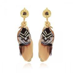 BOUCLES D'OREILLES SAO PETIT MODÈLE #sao #gasbijoux #bijoux #mode #fashion #bouclesdoreilles #earrings #jewellery #jewel #fantaisiedexception #savoirfaire #faitmain #handmade