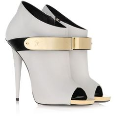 i37116 001 - Bootie Women - Shoes Women on Giuseppe Zanotti Design... ($648) ❤ liked on Polyvore