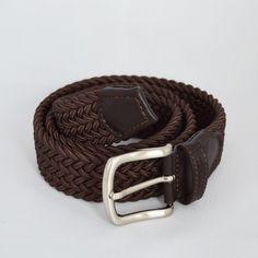 Cinturón Elástico Marrón Belt, Accessories, Fashion, Men, Belts, Moda, Fasion, Trendy Fashion, La Mode