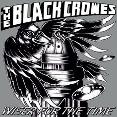 The Black Crowes - Wiser For The Time on 180g 4LP Box Set