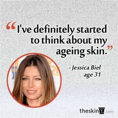 Start using the holy trinity of skincare in your 30s and you'll thank us in your 70s! That's daily topical use of sunscreen, retinol (vitamin A), and vitamin C.