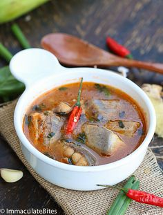 <!-- Simple Share Buttons Adder (6.0.5) simplesharebuttons.com --> Fish Pepper Soup- A quick and easy robustly flavored African Fish Soup . It is that time of the year again, for those of us that o…