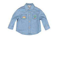 STELLA McCARTNEY KIDS|Camicie & Bluse|STELLA McCARTNEY KIDS Camicie & bluse