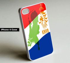 Netherland Soccer - iPhone 4 Case, iPhone 4s