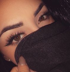 brows + lashes