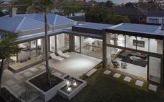 | Rutherford House by Coy Yiontis Architects | Elsternwick, Victoria, Australia | Photography: Chris Budgeon