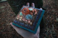 Orgonite Orgone Pyramid ~ For Protection Againts EMF /Orgonitefamily