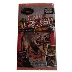 Wildgame Innovations Sugarbeet Crush Salt Block Deer Attractant  http://www.deerattractant.info/product/wildgame-innovations-sugarbeet-crush-salt-block-deer-attractant/   #deer #deerattractant #deerhunter #deerhunting