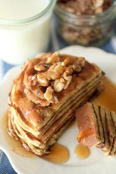 3-Ingredient Banana Pancakes for One