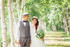 Photography: Rocography #北海道 #プレ花嫁 #前撮り #hokkaido #prewedding