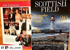 #Repost @sky_owen (@get_repost)  When you make it into the social pages of @scottishfieldmag!!  #socialpages #scotland #burnsnight #caledonianclub #london #scotsinlondon @thecaledonianclub