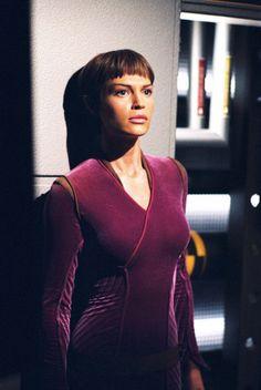 Star Trek: Enterprise. Promo shots. E2