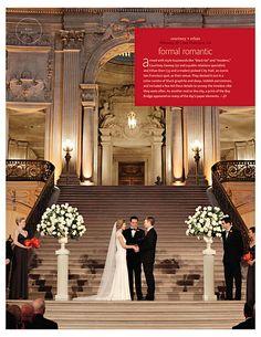 City Hall wedding :)