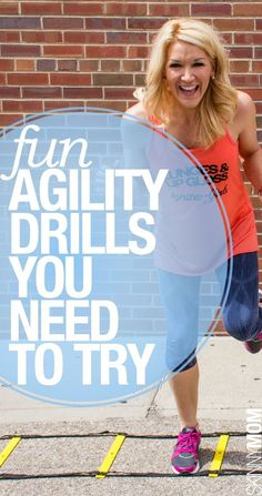 Agility ladder drills you should try!