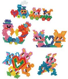 Beados and Aquabeads