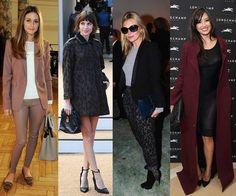 London Fashion Week Fashionistas ♥