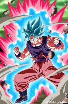 Dragon Ball Z, Goku All Forms, Super Saiyan Blue Kaioken, Bardock Super Saiyan, Otaku, Goku Pics, Goku Drawing, Anime Fairy, Illustrations