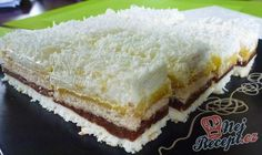 Tiramisu s mandarinkami Salty Snacks, Snow Queen, French Food, Vanilla Cake, Baking Recipes, Cheesecake, Food And Drink, Sweets, Nutella