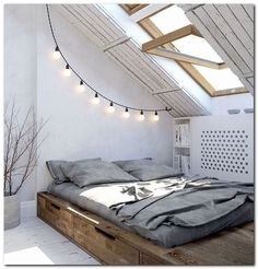 Industrial Bedroom Interior (61) - The Urban Interior