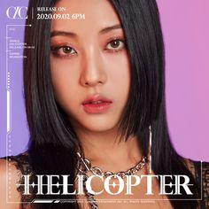 Kpop Girl Groups, Korean Girl Groups, Kpop Girls, Extended Play, Maya, Jang Yeeun, Idol, Cube Entertainment, Pop Group