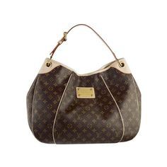 Fashion Show. Louis Vuitton Never Far Away From You!Louis Vuitton Galliera GM Brown Totes M56381 $240 | See more about far away, louis vuitton and totes.