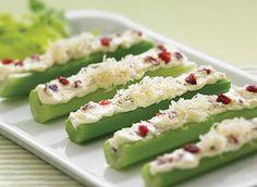 Stuffed Celery