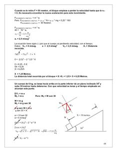 Newton Physics, Science
