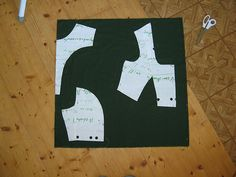 How to sew a dirndl - tutorial