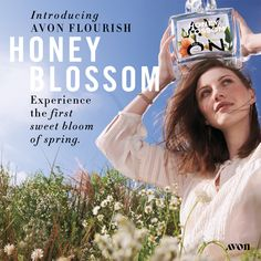 Discover the Avon Flourish Honey Blossom Eau de Parfum. Get ready to enthral them with the rare scent of this Eau de Parfum. Boss Babe, Vanilla Orchid, Avon Perfume, Avon Representative, New Fragrances, Spring Is Here, Pure Happiness, Flourish, Fragrance