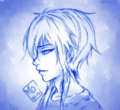 Aren, first sketch of the year :D