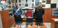 Calabria: #Truffe #online #venduti sul web prodotti mai consegnati: perquisizioni nella Locride (link: http://ift.tt/2d4BjS2 )