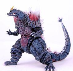 godzilla | Monster Arts - Space Godzilla 13 by ~twohand on deviantART