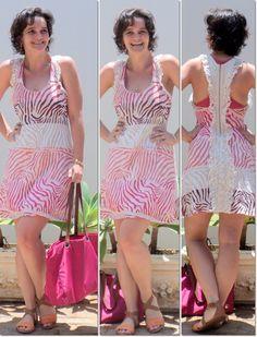 blog v@ LOOKS   por leila diniz: BABADÃO no VESTIDO + pink c/laranja + blusinha nova esquecida   DEUS: p/que sofrer sozinho?