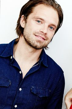 "sebastiandaily: "" Sebastian Stan poses for a portrait during the 2015 Toronto International Film Festival at the TIFF Bell Lightbox on September 11, 2015 in Toronto, Canada. """
