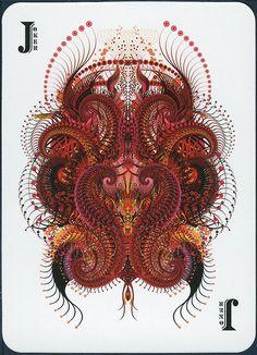 Joker ~ Seldon Hunt for 52 Aces Joker Card, Art Graphique, Jokers, Illustrators, Illustration Art, Playing Cards, Music, Joker, Playing Card Games