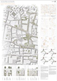 Tina Simon, Sebastian Lensch & Wolfgang Hilgers (2014): Cultural Spine/Grüne Fugen durch London (UK), via competitionline.com