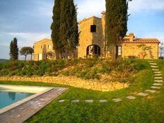Italy...bigger houses for less money #italianproperty #italianproperties