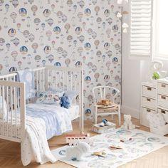 BALLOONS WALLPAPER - Collection - Wallpaper - Decoration | Zara Home Australia