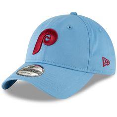 new styles f6cab 8d05f Men s Philadelphia Phillies New Era Light Blue Cooperstown Collection Core  Classic Replica 9TWENTY Adjustable Hat,  22.99