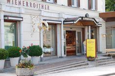 Die Bäckerei Wienerroither in Pörtschach!