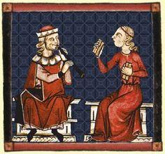 """Cantigas de Santa Maria"" 13th century Spain, for musicians and singers"