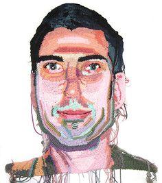 Jo Hamilton • Crochet Portrait
