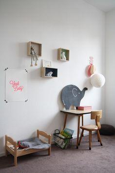 6 Old School Desks - Petit & Small