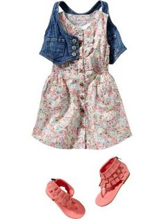 oh my goodness! My little one would look so adorable in this! Love the shoes!!!