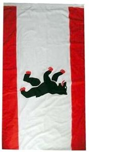 """Germany """"Berlin"""" Flag - 3 foot by 5 foot Polyester (NEW) by Other Flags. $3.59. 3 Foot by 5 Foot, Indoor-Outdoor, Lightweight Polyester Flag with Sharp Vivd Colors. Express Domestic Shipping is OVERNITE 98% of the time, otherwise 2-day.. Express International Shipping is Global Express Mail (2-3 days). 2 Metal Grommets For Eash Mounting with Canvas Hem for long lasting strength. FAST SHIPPER: Ships in 1 Business Day; usually the Same Day if pmnt clears by noon CST. 3..."""