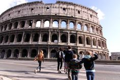 designmom - Rome with kids; don't miss activities; restaurant suggestions