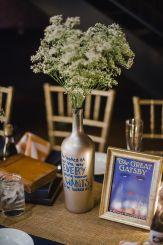Book table centerpieces #centerpieces #DIY #happilyeverafter